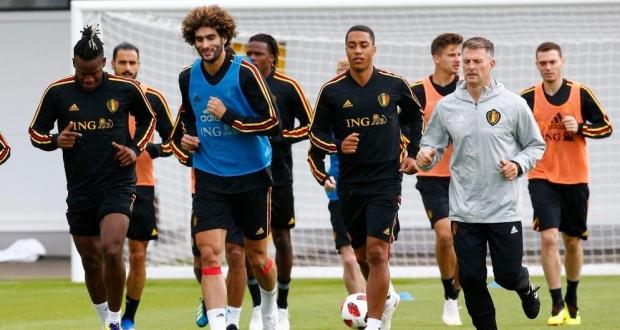 Бразилия едет домой, Бельгия вполуфиналеЧМ