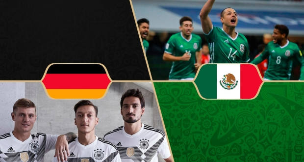 Германия— Мексика. Прогноз ианонс наматч чемпионата мира